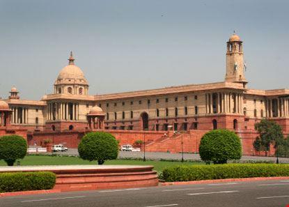 Foto parlamento indiano a delhi 415x297 autore redazione for Parlamento on line