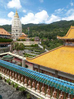 penang il tempio lek kok si