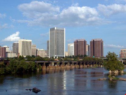 richmond veduta dal fiume