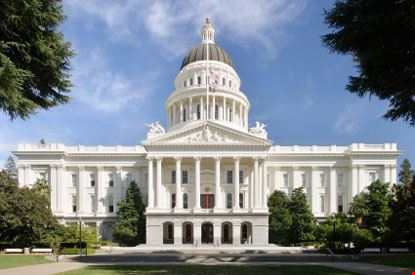 sacramento parlamento della california