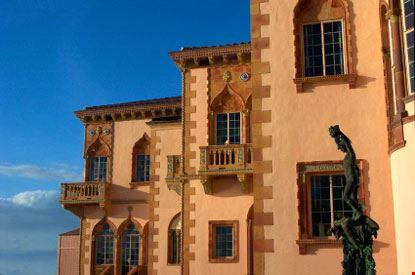 sarasota villa in stile veneziano