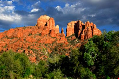 sedona cathredral rock