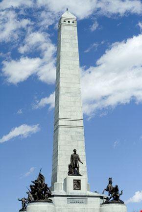 springfield monumento a lincon