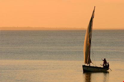 vilanculos barca tradizionale
