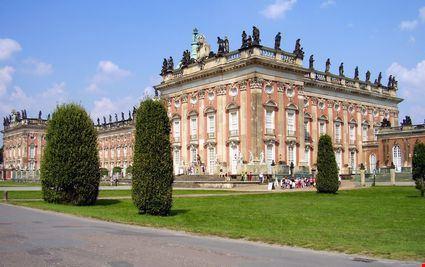 Artistocratic palace