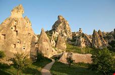 cappadocia sandstone formations