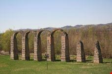 Aqueduct near Acqui Terme