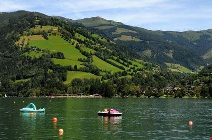 zell am see austrian lake