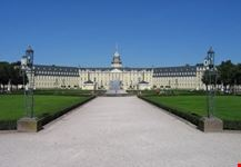 karlsruhe historical palace