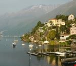 ascona city on lake maggiore