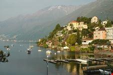 City on Lake Maggiore