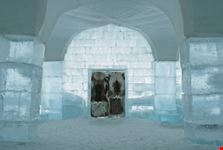 Icehotel in Jukkajarvi