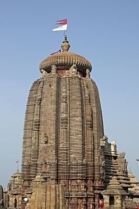Lingaraja Hindu Temple