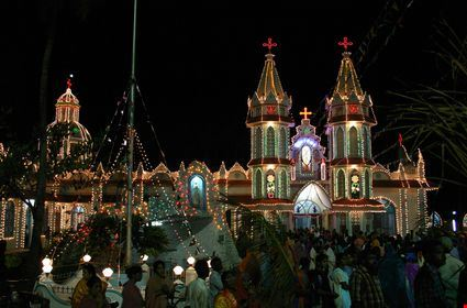 Birth of Mary festival