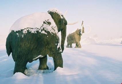 Mammoth Sculptures