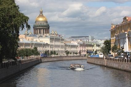 St. Petersburg City Centre