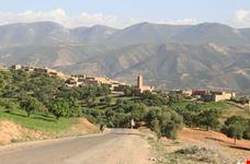 Moroccon berber town