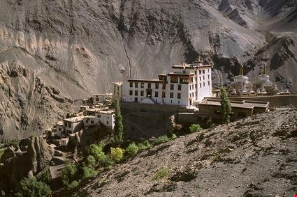 Buddhistic monastery Lamayuru