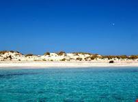 formentera sandy white beach