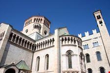 trento cathedral of saint vigilio
