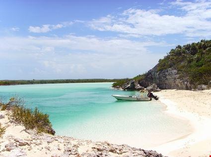 Deserted Beach Island