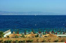 Beach on Messina Strait