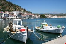 Gythion Harbour