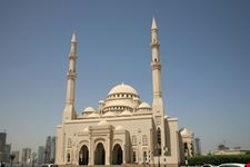 sharjah turkish style mosque