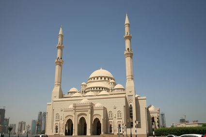 Turkish Style Mosque