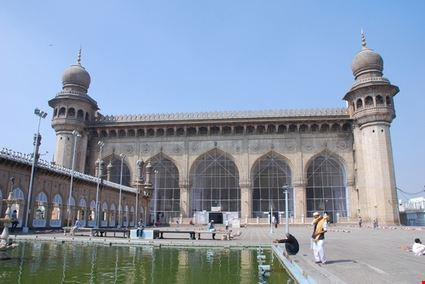 Mecca Masjid Mosque