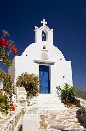 Pretty Hill-Top Church