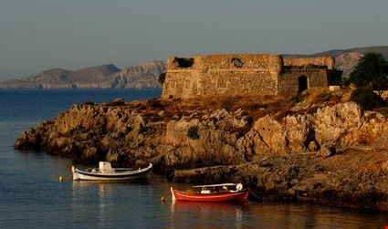kythira ancient fortress
