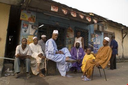 Muslim Neighborhood