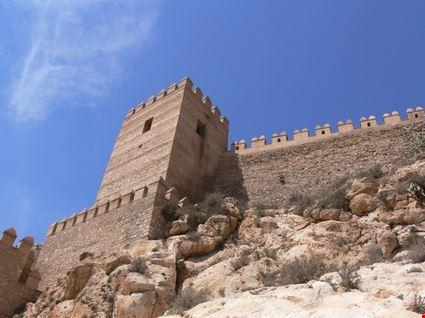 almería alcazaba castle