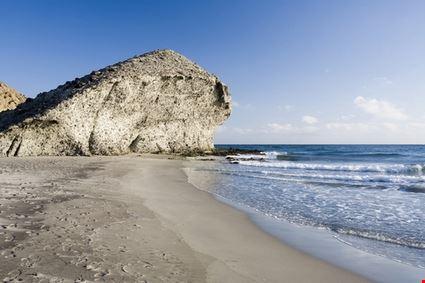 almería monsul beach cabo de gata park
