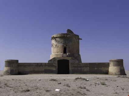 almería civil guard tower