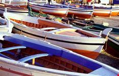 lipari typical boats