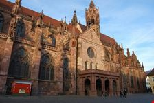 Freiburg Minster - Gothic Cathedral