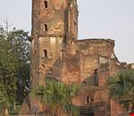 Ruins of British Residency