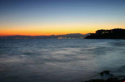 salou sunset