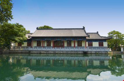 Botanical garden of Jinan