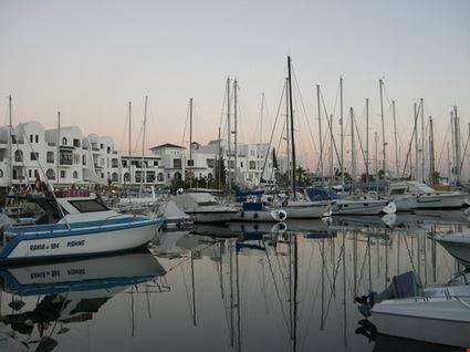 El Kantaoui Harbour