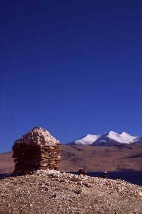 Himalayan's stupa