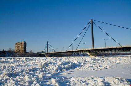 The Papineau-Leblanc Bridge