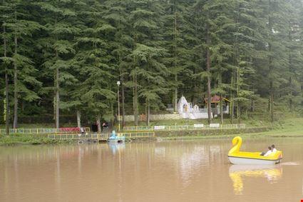 Dall Lake