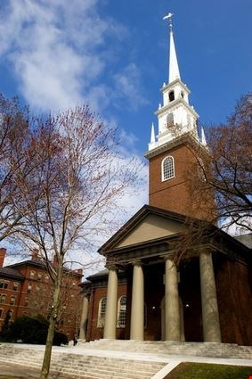 Memorial Church at Harvard University
