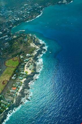 Big Island Aerial Shot