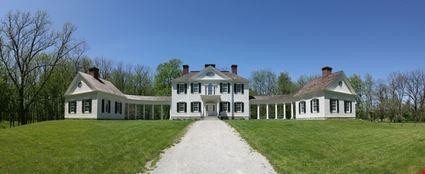 Large estate on Blennerhassett Island