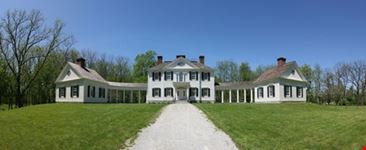 Large estate on Blennerhassett Island