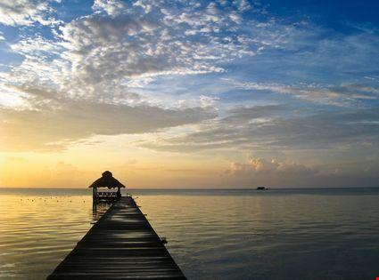 Caribbean Beach Sunrise